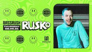 🔥 Bassrush presents: Rusko @ Exchange (21+) 🔊 @ Exchange LA