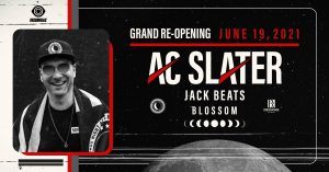 🔥 AC Slater with Jack Beats @ Exchange (21+) Grand Re-Opening (SOLD OUT) 🔊 @ Exchange LA