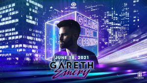 🔥 Dreamstate presents: Gareth Emery @ Exchange (21+) Grand Re-Opening 🔊 @ Exchange LA