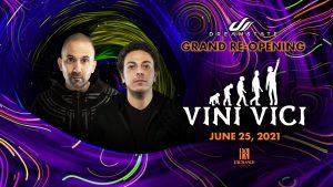 🔥 Dreamstate presents: Vini Vici @ Exchange (21+) Grand Re-Opening 🔊 @ Exchange LA