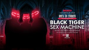 🐯 Bassrush presents: Black Tiger Sex Machine @ Exchange (21+) 🔊 @ Exchange LA
