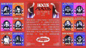 🐰🎩🎃 Hocus Pocus @ Club Space (Miami) (18+) 🤡💃💀🎃 @ Space